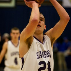 Hampden boys basketball team ranked first in KVAC Class A coaches poll