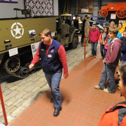 Veterans' stories captivate students in Rockland