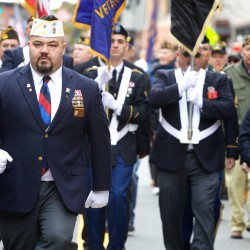 Portland honors its veterans