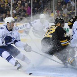 Bruins, Lightning set to start after long layoffs