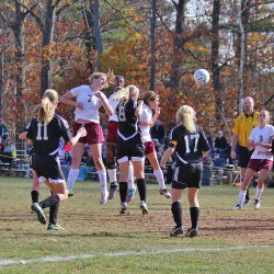 Friday's high school soccer playoff results