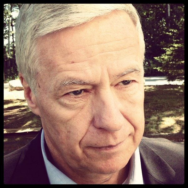 Rep. Mike Michaud tours Coastal Farms and Food Processing in Belfast in 2013.