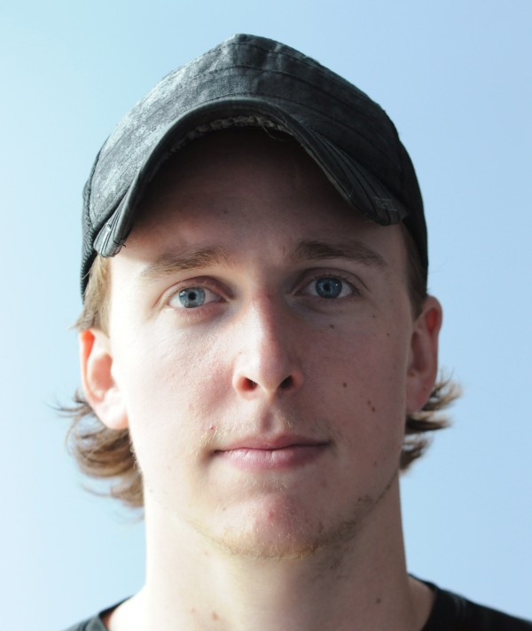 UMaine freshman hockey player Dan Renouf