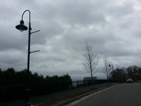 Many residents have complained that the new street lights on the Belfast Harbor Walk are just too bright. City Councilors agreed to dim some of them at Wednesday night's council meeting.