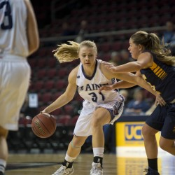 UMaine, USM women play first game at Cross Center on Monday