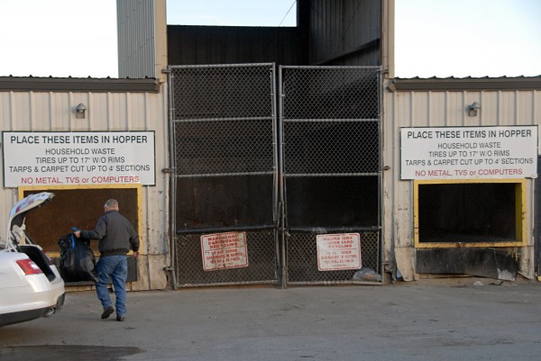 Lincoln residents would pay $20 annually and businesses $50 per ton in tipping fees at the Lincoln Transfer Station if town leaders accept recommendations mined from a recent survey.