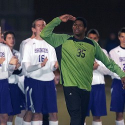 Hersi's penalty kick in second OT gives Lewiston boys 3-2 soccer win over Bangor