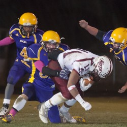 Cyr, Gray propel Bucksport past MCI in battle of unbeatens