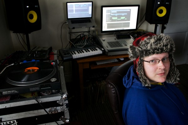 DJ Nate Shupe, better known on Portland's hip-hop scene as El Shupacabra, produces beats for multiple rappers and has toured with Rza of the Wu Tang Clan. Recently, Shupe beat cancer. He'll return to the stage in Portland Wednesday night.