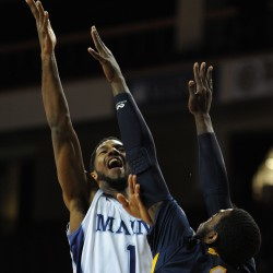 Coach Woodward: UMaine men must stop NJIT in transition