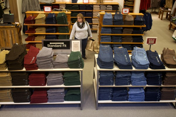 A Maine law prevents many large retailers like Macy's, Sears and Wal-Mart from being open on Thanksgiving.