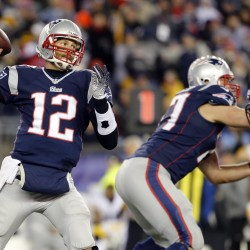 Patriots feel rested for Steelers