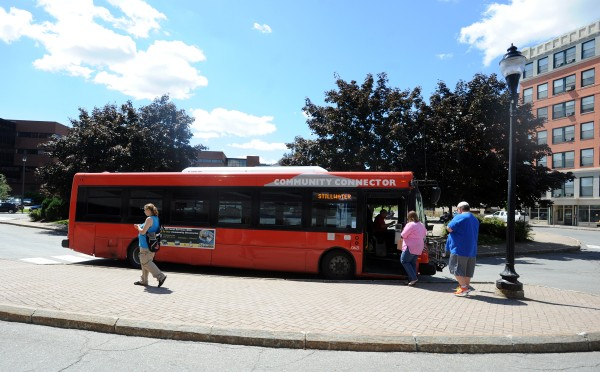 The Community Connector bus in Bangor will likely continue Odlin Road service through the end of the year.