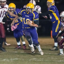 Mattanawcook, MCI join Bucksport as youthful teams rule LTC football standings