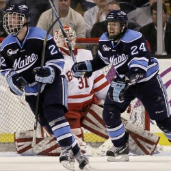Black Bear hockey players excited to play for Gendron but also liked Bob Corkum