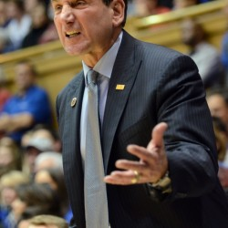 Coach K ties Smith, No. 1 Duke beats Elon 98-72