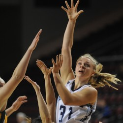 UMaine routs Bucknell in first round of Women's Basketball Invitational