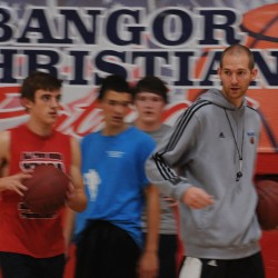 Ex-UMaine star to coach Bangor Christian basketball team