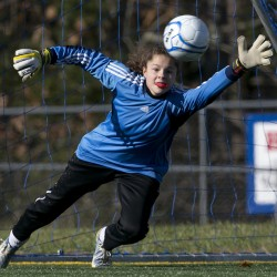 A new son and a championship all in the same week for Windham girls soccer coach