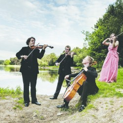 UMaine Chamber Music program welcomes Danish String Quartet