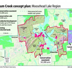Is the Plum Creek deal good for Maine?