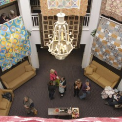 Quilters sew for America's defenders