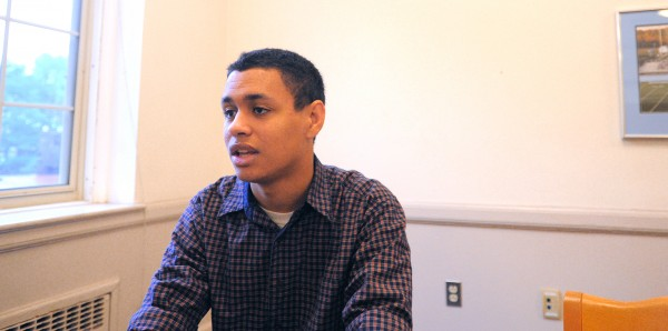 Lee Jackson, a 19-year-old UMaine student, was elected to the Old Town school board.