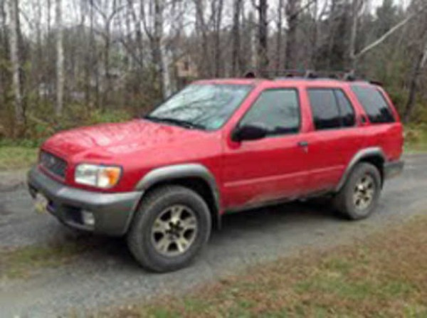 The mileage on Tracie Tooker's 2001 Nissan Pathfinder is a mystery; the odometer broke six months ago at 309,000.