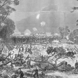Fifth Maine's 'noble men' advanced against enemy artillery fire