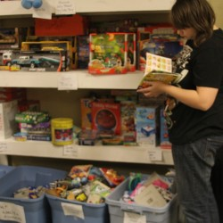 Christmas spirit lifted for families in need