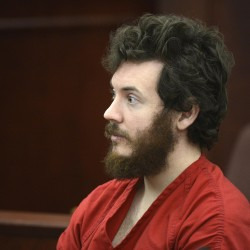 Accused U.S. theater gunman's dating website posting is evidence, judge rules