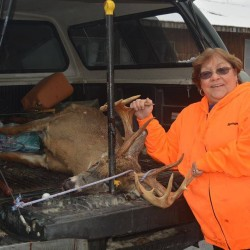 Hunters enjoying successful deer season, with registrations up around the state