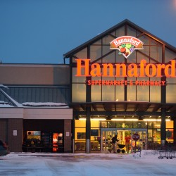 A pedestrian was hit on Vermont Avenue and dragged to the nearby Airport Mall Hannaford's parking lot, where the person was found dead on Saturday night. The accident is under investigation by the Bangor Police Department Criminal Investigations Division.