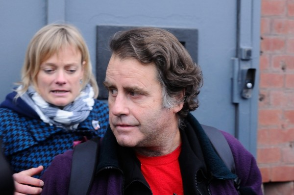 Peter Willcox, captain of the Greenpeace ship Arctic Sunrise, has returned to the U.S. after two months imprisonment in Russia, according to the Greenpeace USA Facebook page.