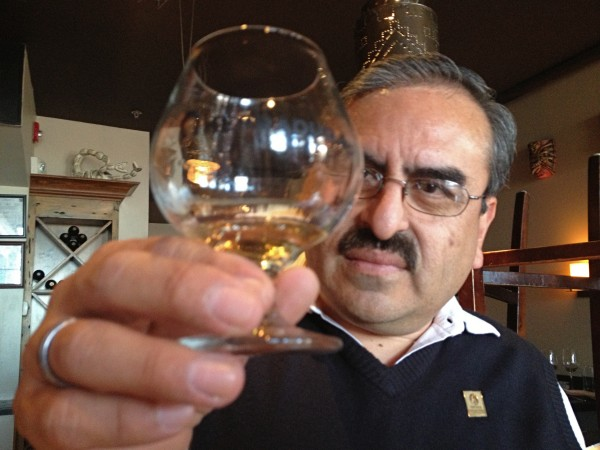 Sergio Ramos, managing partner at Zapoteca in Portland, is one of four tequila sommeliers in the country.