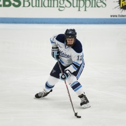 Hutton making significant strides on Black Bear blue line