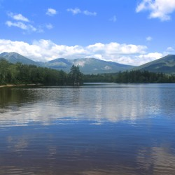 Key privately owned parcel offered to Baxter State Park