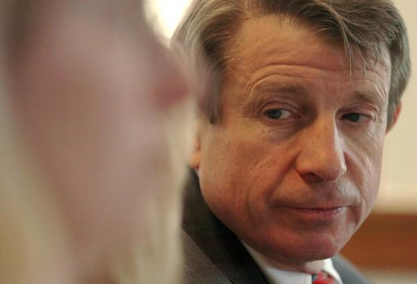 Peter Mills in 2006.