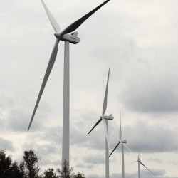 Mass. utility to buy wind power from Maine's Blue Sky East