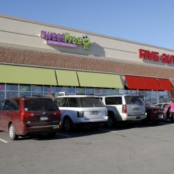sweetFrog yogurt franchise open in Bangor