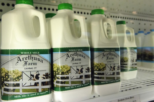 The price of milk will rise sharply if lawmakers fail to pass a farm bill this month.