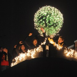 Ring in 2013 with Bangor's New Year's Eve festivities