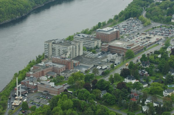 Eastern Maine Medical Center in 2007.