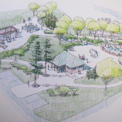 Fundraising ramps up for big-city park in Ellsworth