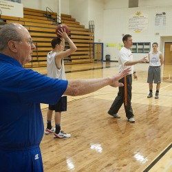 Roger Reed reluctantly steps down as Bangor boys basketball coach