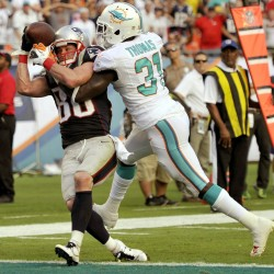 Buffalo defense stuffs Miami in 19-14 win