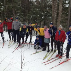 Caribou Parks & Recreation Department, 2014 Take It Outside Adult Spring Series ~ Overnight Ski Trip to Deboullie