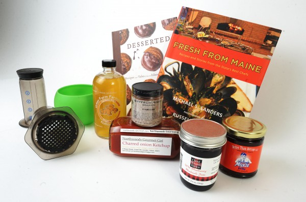 Gift ideas -- some from Maine, some not -- for foodies.