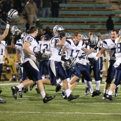 New Hampshire football routs Lafayette, faces UMaine on Dec. 7