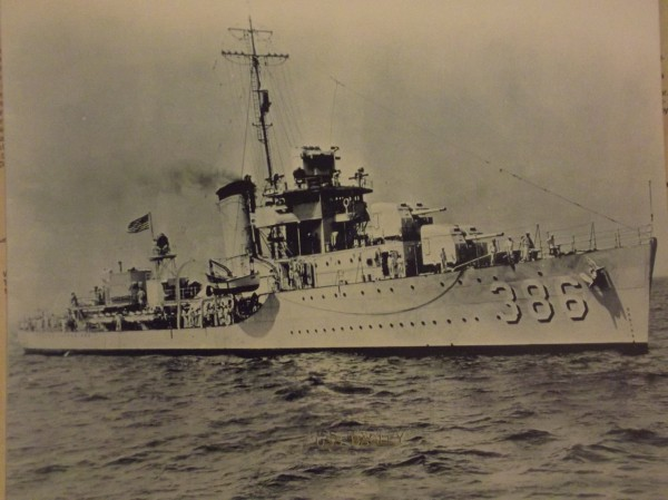 Robert Coles was aboard the destroyer USS Bagley in Pearl Harbor when the Japanese attacked Dec. 7, 1941. Coles, a radioman, loaded a .50-caliber machine gun and fired at two enemy torpedo planes.
